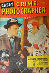 Cover for Casey - Crime Photographer (Bell Features, 1949 series) #2