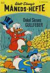 Cover for Walt Disney's Månedshefte (Hjemmet / Egmont, 1967 series) #9/1971