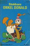 Cover for Donald Pocket (Hjemmet / Egmont, 1968 series) #17 - Stakkars onkel Donald [1. opplag]