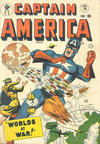 Cover for Captain America Comics (Superior Publishers Limited, 1948 series) #70
