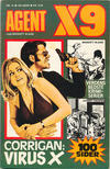 Cover for Agent X9 (Interpresse, 1976 series) #21
