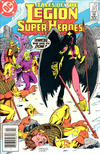 Cover for Tales of the Legion of Super-Heroes (DC, 1984 series) #322 [Newsstand]