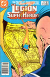 Cover for The Legion of Super-Heroes (DC, 1980 series) #307 [Newsstand]