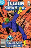Cover for The Legion of Super-Heroes (DC, 1980 series) #311 [Newsstand]