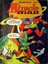Cover for Miracle Man (Thorpe & Porter, 1965 series) #2