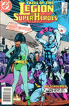 Cover Thumbnail for Tales of the Legion of Super-Heroes (1984 series) #318 [newsstand]