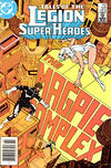 Cover for Tales of the Legion of Super-Heroes (DC, 1984 series) #320 [Newsstand]