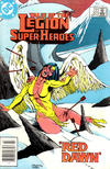 Cover for Tales of the Legion of Super-Heroes (DC, 1984 series) #321 [Newsstand]