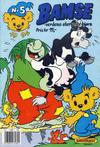 Cover for Bamse (Hjemmet, 1991 series) #5/1994