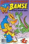 Cover for Bamse (Hjemmet, 1991 series) #1/1994