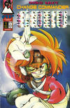Cover for Change Commander Goku (Antarctic Press, 1993 series) #1