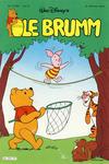 Cover for Ole Brumm (Hjemmet, 1981 series) #7/1982
