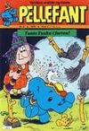 Cover for Pellefant (Atlantic Forlag, 1977 series) #9/1979