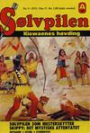 Cover for Sølvpilen (Allers Forlag, 1970 series) #9/1972