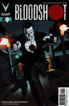 Cover for Bloodshot (Valiant Entertainment, 2012 series) #9 [Cover A - Clayton Henry]