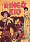 Cover for Ringo Kid (Horwitz, 1956 series) #6