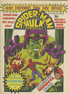Cover for Spider-Man and Hulk Weekly (Marvel UK, 1980 series) #406