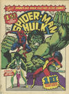 Cover for Spider-Man and Hulk Weekly (Marvel UK, 1980 series) #376