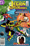 Cover for Tales of the Legion of Super-Heroes (DC, 1984 series) #324 [Newsstand]