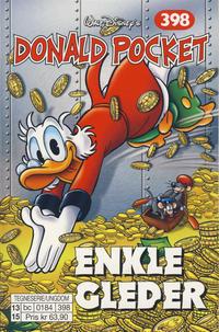 Cover Thumbnail for Donald Pocket (Hjemmet / Egmont, 1968 series) #398