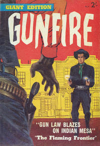 Cover Thumbnail for Gunfire Giant Edition (Magazine Management, 1965 ? series) #4