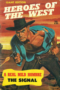 Cover Thumbnail for Heroes of the West Giant Edition (Magazine Management, 1968 series) #38-28