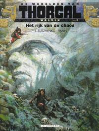 Cover Thumbnail for De werelden van Thorgal - Wolvin (Le Lombard, 2011 series) #3 - Het rijk van de chaos