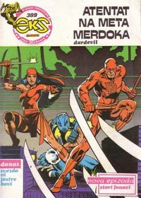 Cover Thumbnail for Eks almanah (Dečje novine, 1975 series) #389