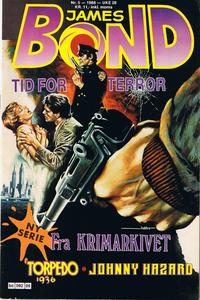Cover Thumbnail for James Bond (Semic, 1979 series) #5/1988