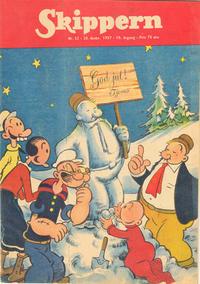 Cover Thumbnail for Skippern (Allers Forlag, 1947 series) #52/1957