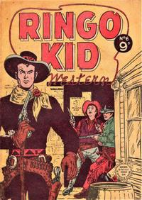 Cover Thumbnail for Ringo Kid (Horwitz, 1955 series) #6