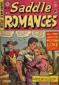 Cover Thumbnail for Saddle Romances (Superior Publishers Limited, 1950 series) #10