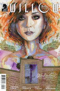 Cover Thumbnail for Willow (Dark Horse, 2012 series) #5 [David Mack Cover]