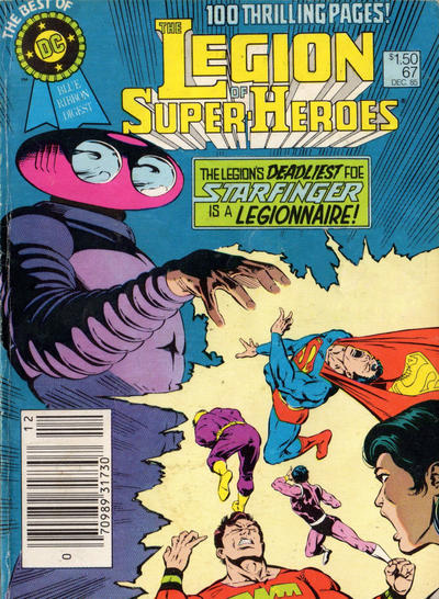 Cover for The Best of DC (DC, 1979 series) #67 [Direct Sales]