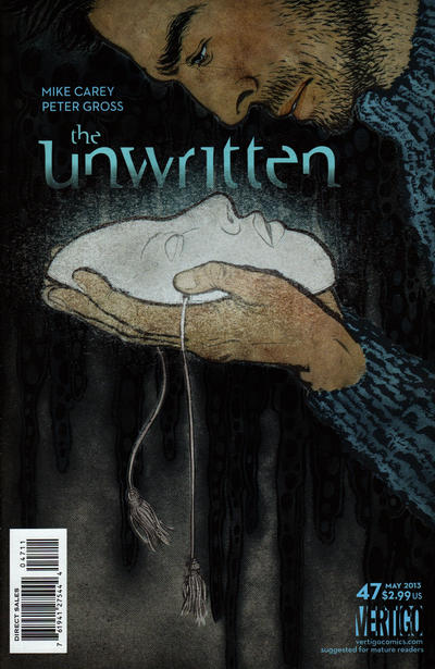 Cover for The Unwritten (DC, 2009 series) #47
