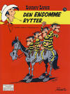 Cover for Lucky Luke (Hjemmet / Egmont, 1991 series) #74 - Den ensomme rytter