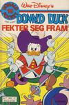 Cover Thumbnail for Donald Pocket (1968 series) #18 - Donald Duck fekter seg fram [3. opplag]