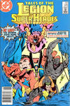 Cover for Tales of the Legion of Super-Heroes (DC, 1984 series) #326 [Newsstand]
