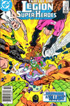 Cover for Tales of the Legion of Super-Heroes (DC, 1984 series) #328 [Newsstand]