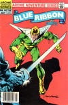 Cover Thumbnail for Blue Ribbon Comics (1983 series) #10 [Newsstand Edition]