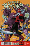 Cover for Avenging Spider-Man (Marvel, 2012 series) #17 [Direct Edition]