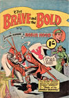 Cover for The Brave and the Bold (K. G. Murray, 1956 series) #8