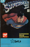 Cover Thumbnail for The Superman Movie Special (1983 series) #1 [7-Up and Carl's Jr Giveaway]