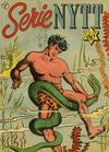 Cover for Serie-nytt [Serienytt] (Formatic, 1957 series) #27/1958