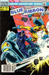 Cover Thumbnail for Blue Ribbon Comics (1983 series) #8 [Newsstand Edition]