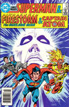 Cover for DC Comics Presents (DC, 1978 series) #90 [Newsstand Edition]