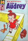 Cover for Playful Little Audrey (Harvey, 1957 series) #8
