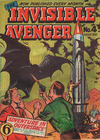 Cover for Invisible Avenger (Magazine Management, 1950 series) #4