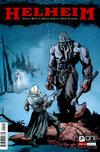 Cover Thumbnail for Helheim (2013 series) #1 [2nd Printing]