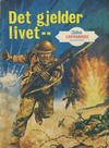 Cover for Commandoes (Fredhøis forlag, 1973 series) #63